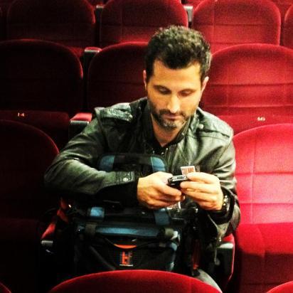 Ambassador and Filmmaker Raff DeGruttola