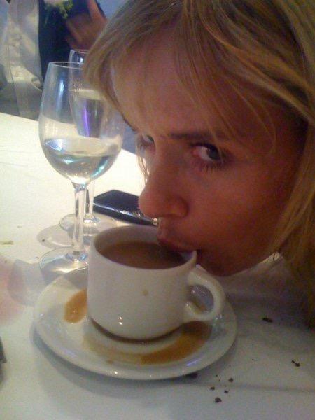 Caffeine Buzz with Sadie Kaye