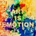 art-is-emotion