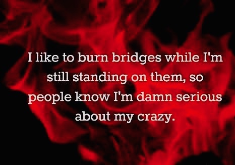 burning bridges 2
