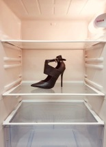 Have you checked the fridge?